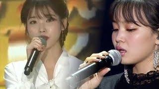 Lee Hi Breaks Down Crying While Performing, IU's Heartbreaking Speech Tribute To JongHyun
