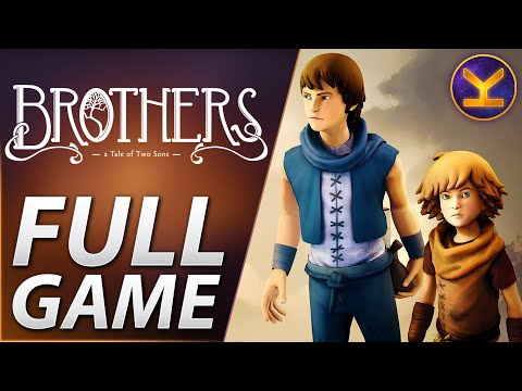 Brothers - A Tale of Two Sons - Complete Walkthrough, Including Achievements