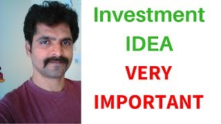 Investment ideas in tamil | Investment Tips