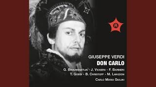 Gambar cover Don Carlo*: Act III Scene 2: Il Grande Inquisitor! (Count of Lerma, Inquisitor, Philip)