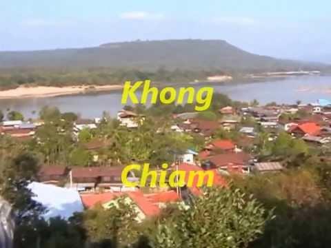 Mae Nam Song Si (Two Color River) + Khong Chiam - Thailand 2013