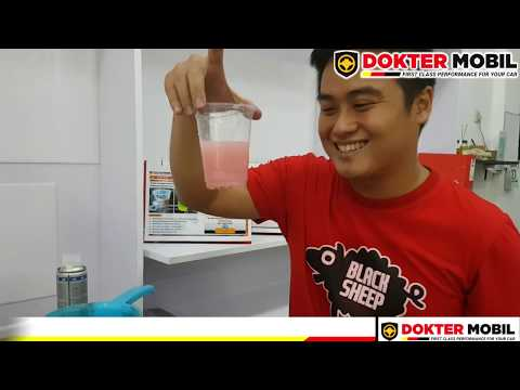 CAIRAN DARURAT PENAMBAL BOCOR RADIATOR - Info Dokter Mobil