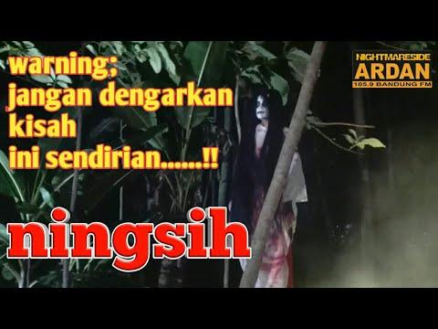 ARWAH Penunggu kebon awi, cerita seram indonesia,