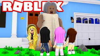 HUN HENTER GRANNY😱! - Roblox Bully Story