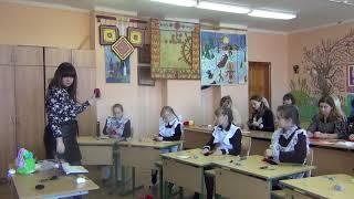 15.11.2018 г. открытый урок - Курмышкина О. А.