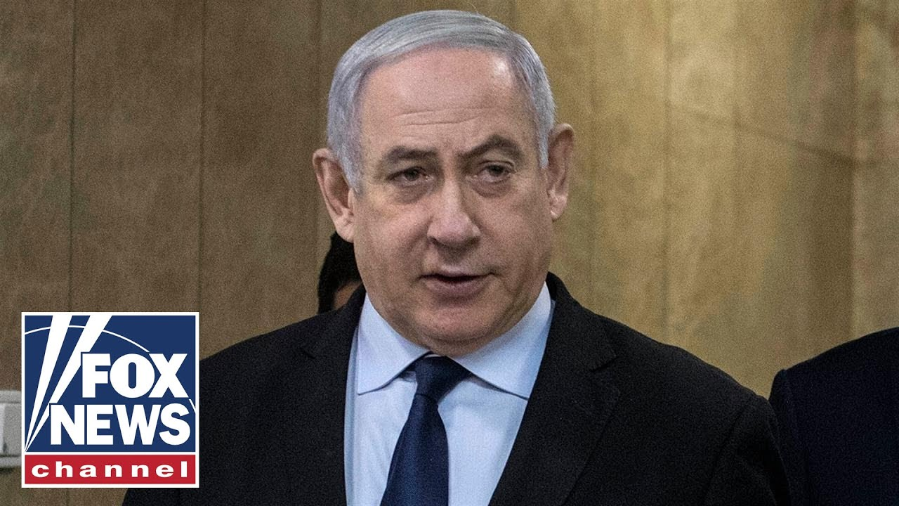 Netanyahu rushed from campaign event during rocket attack in Israel - FOX News