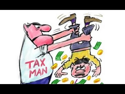 Gordon T Long: Major Tax Grab Coming