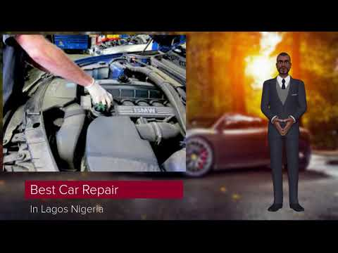 Auto Repair Shops In  Lagos Nigeria - Car Repair in Lagos Ni