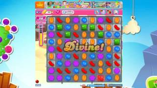 Candy Crush Saga Level 1326 NO BOOSTER Newest Version