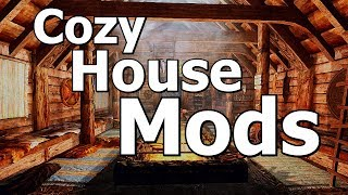 Best Lore-Friendly Cozy Player Home Mods for Skyrim