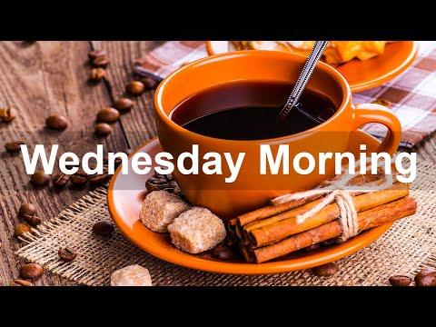 Wednesday Morning Jazz - Great Feeling Bossa Nova & Autumn Jazz Music