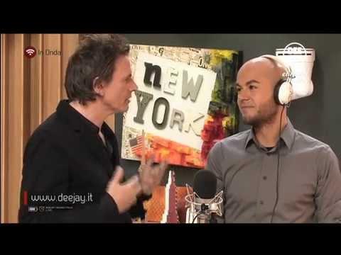 Duran Duran John Taylor 2012 Italy Radio Deejay [Part 1]