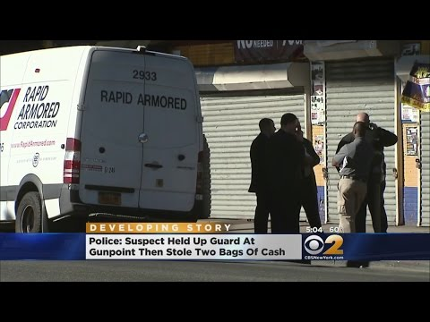 Bronx Armored Car Robbery