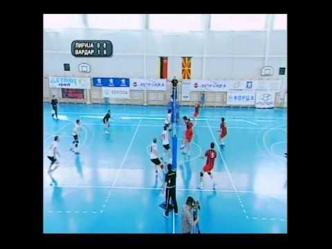 OK Vardar : OK Lirija -  volleyball Cup of Macedonia - final game!
