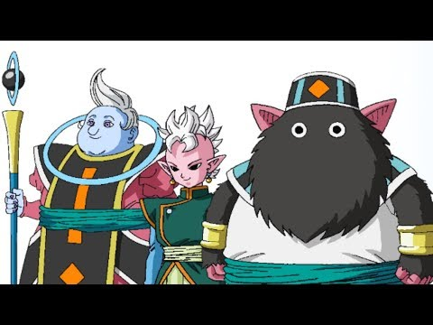 4 Best Universes in Dragon Ball Super