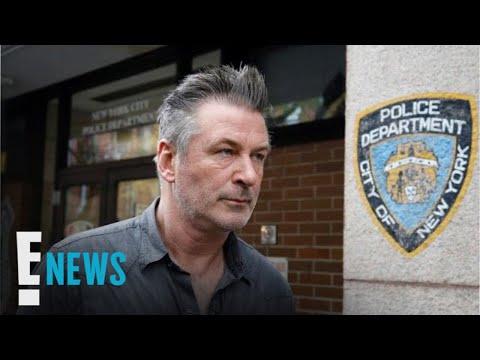 Alec Baldwin Speaks Out About Arrest for Alleged Assault  E!
