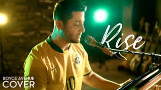 Rise - Katy Perry (Boyce Avenue piano acoustic cover)(Olympic Games Rio 2016) on Spotify & iTunes