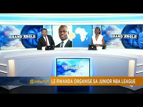 Growing the basketball sport in Rwanda