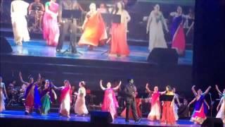 Vaanile Thenila Song - SPB 50 Grand World Tour Russia 2016 (Государственный Кремлевский Дворец)
