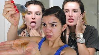 I Tried Bella Thorne's DIY Skincare Routine