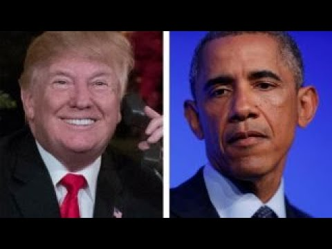 Trump unravels the Obama administration's accomplishments