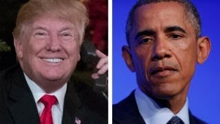 Trump unravels the Obama administration's accomplishments