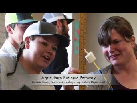 Laramie County Community College Agriculture Programs