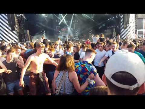 The Wombats Lets Dance to Joy Division @ Finsbury Park
