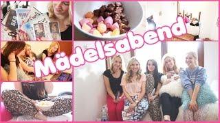 Der PERFEKTE MÄDELSABEND + MUST HAVES (mit meinen Youtube Freundinnnen)