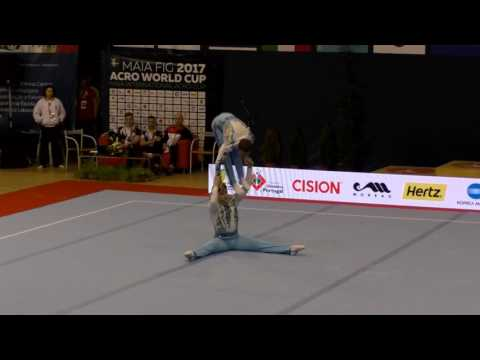 Maia Acro WorldCup