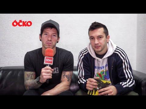 twenty one pilots: Interview with OCKO TV