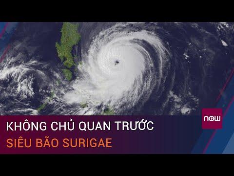 Trung tâm dự báo KTTV quốc gia: Siêu bão Surigae là cơn bão rất mạnh, không được chủ quan | VTC Now