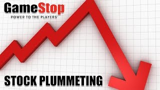 GameStop's Stock Prices Are PLUMMETING. Here's Why...