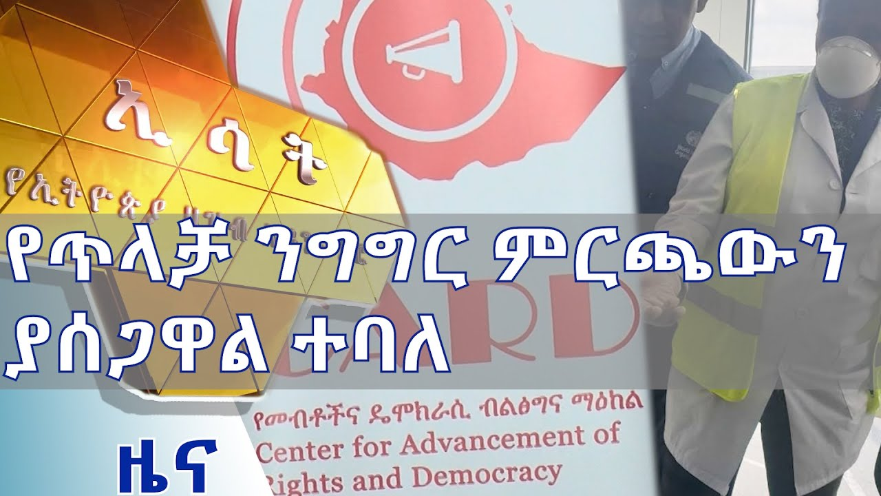 Ethiopia -ESAT Amharic Day time News Thursday 30 January  2020