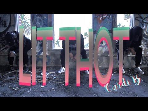 Lit Thot @iamcardib (Melvin Timtim choreography)