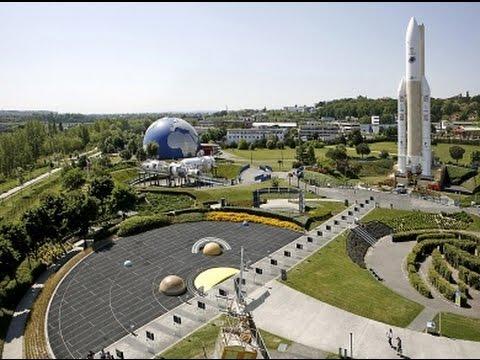 FoAzTrips - Toulouse Trip - Cité de l'espace - | Voyage à Toulouse | رحلة تولوز- مدينة الفضاء -