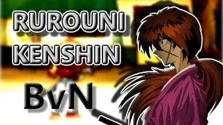 Himura Kenshin [Rurouni Kenshin - Heart Of Sword Remix (Outer Kid Remix)] Bleach Vs Naruto Montage