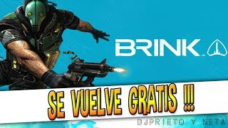 😲NOTICIÓN | POR SORPRESA 😲| JUEGAZO GRATIS | Brink, se convierte en free-to-play