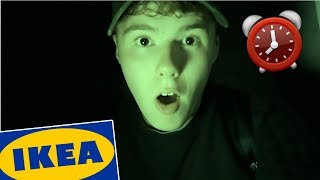 24 HOUR OVERNIGHT CHALLENGE IN IKEA *MUST WATCH*