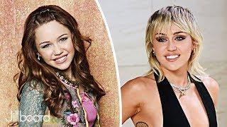 Miley Cyrus - Music Evolution (1999 - 2019) Updated