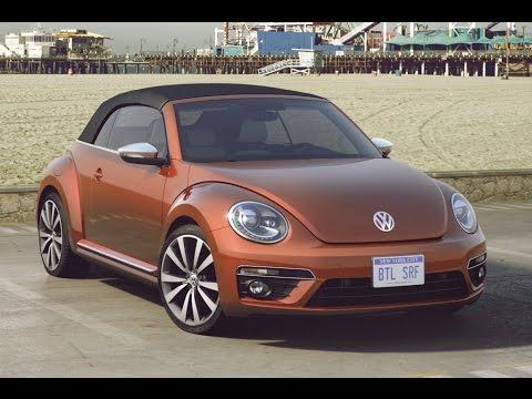 2016 new volkswagen beetle cabriolet wave 39 2015 youtube. Black Bedroom Furniture Sets. Home Design Ideas