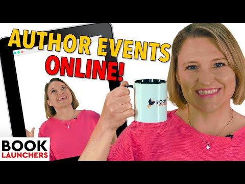 How To Host An Online Author Event