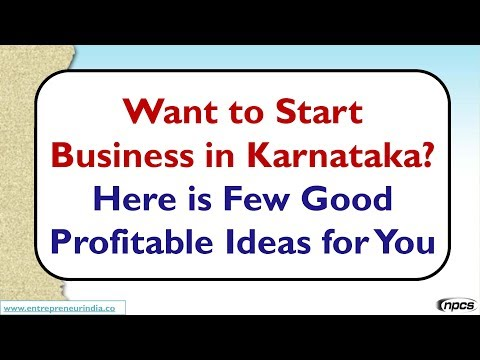 Karnataka, India - Best Business Opportunities