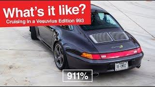 Porsche 993 Carrera S Drive - Vesuvius Edition | EP049