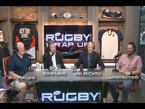 Studio Show: Bruce McLane, James Kennedy, Steve Lewis, Matt McCarthy