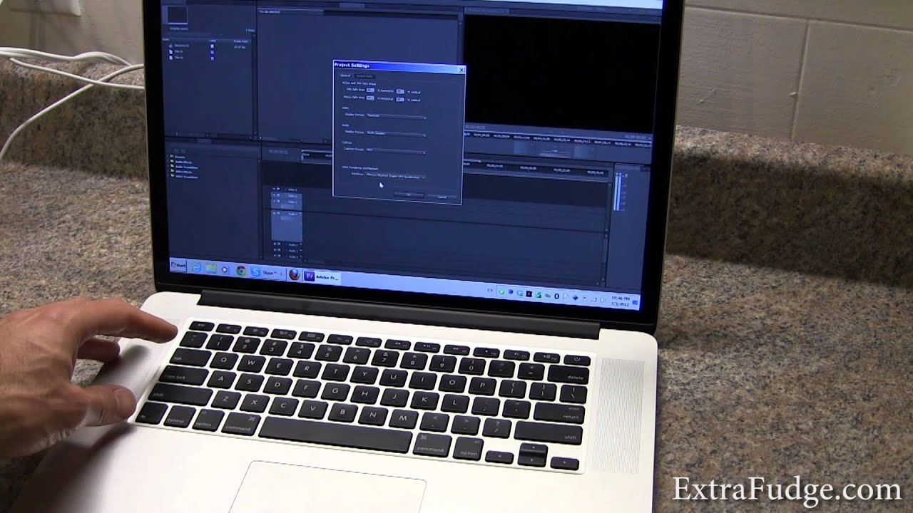 macbook pro with retina mid 2012 review part 1 2 running windows 7 youtube. Black Bedroom Furniture Sets. Home Design Ideas
