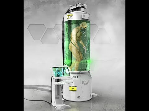 Holographic Medical Pods & Secret Space Programs (Voiced Over)