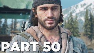 DAYS GONE Walkthrough Gameplay Part 50 - RAGER BEAR (PS4 Pro)