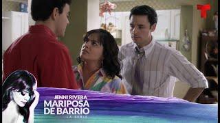 Mariposa de Barrio | Capítulo 09 | Telemundo Novelas