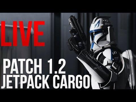 BATTLEFRONT II - PATCH 1.2 - 212th zockt! - LIVE